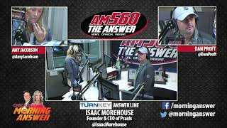 Download Chicago's Morning Answer - Isaac Morehouse - August 16, 2017 Video