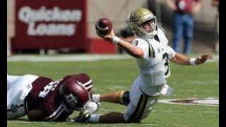 Download Josh Rosen (UCLA QB) vs Texas A&M - 2017 Video