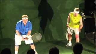 Download A Studio Rubín - Federer - Nadal (2012) Video