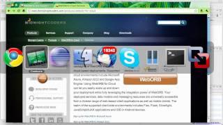 Download WebORB for Google App Engine Video