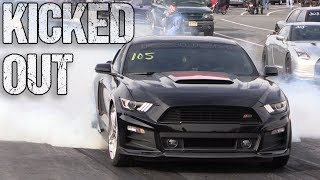 Download Screamin' Roush Stage 3 Mustang KICKED OUT of Track for Going Too Fast Video