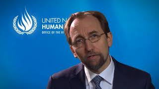 Download UN High Commissioner for Human Rights Prince Zeid on the 20th anniversary of the ICC Rome Statute Video