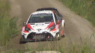 Download Toyota Gazoo Racing-WRC Rally Finland 2017 Video