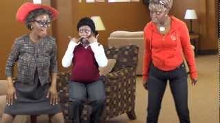Download GRANNY WEARING APPLE BOTTOMS/ DANCE OFF (DRAKE- Starting From The Bottom Parody)~CGTV Video