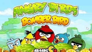 Download Angry Birds Bomber Bird Walkthrough All Levels Video
