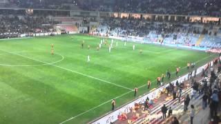 Download Kayseri - rize maci olayli Video