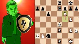 Download Magnus Carlsen (DrDrunkenstein) goes 100% berserk in a Bullet Shield Arena Video