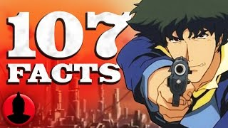 Download 107 Facts About Cowboy Bebop! - (107 Anime Facts S1 E6) - Cartoon Hangover Video