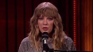 Download Jimmy Fallon CRIES During Taylor Swift's ″New Years Day″ Performance Video