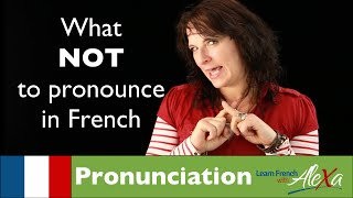 Download What NOT to pronounce in French (Learn French With Alexa) Video