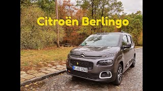 Download Citroën Berlingo PureTech 110 Shine | POV Drive by Ubitestet Video