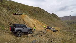 Download Colorado 4x4 Rescue and Recovery - Radical Hill Rolled Jeep Video