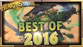 Download Best Of 2016 | Hearthstone Best 2016 Moments Video