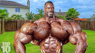 Download 10 Bodybuilders That Went Too Far Video