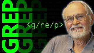 Download Where GREP Came From - Computerphile Video