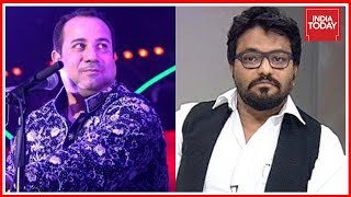 Download 'Always Condemned Terrorism': Singer Rahat Fateh Ali To Union Min Babul Supriyo's Charge Video