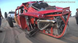 Download Sandrail Shuts Down Glamis Sand Drags Halloween 2013 Video