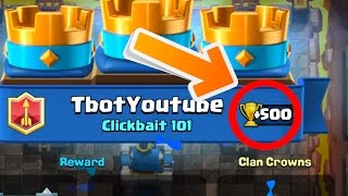 Download +500 TROPHIES IN 30 MIN! GET TROPHIES FAST & EASY! EPIC TROLLING IN ARENA 1! Video