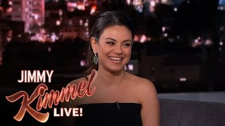Download Mila Kunis on Her Ukrainian Mother Video