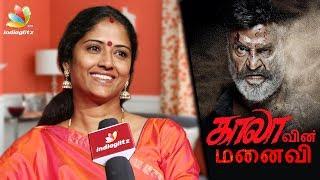 Download Why I chose Kaala after 16 years : Kaala's Wife Interview | Easwari Rao, Rajinikanth Video