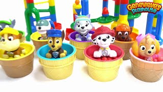 Download Giant Paw Patrol Marble Maze! Best Learning Videos for Kids! Teach Colors Educational Toddler Movie! Video