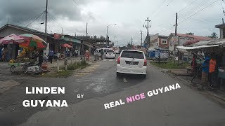 Download Linden Guyana, Market and Museum area ( HD ) Video