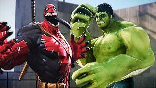 Download GTA 5 Mods - VENOMPOOL VS HULK MOD! (GTA 5 Mod Gameplay) Video