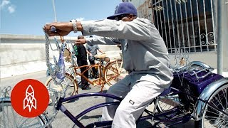 Download Meet the Godfather of the Lowrider Bicycle Video