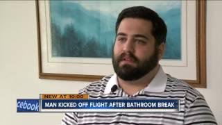 Download Milwaukee man kicked off Delta flight after bathroom break Video