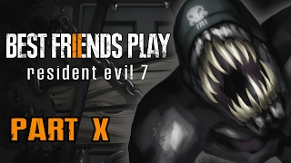 Download Two Best Friends Play Resident Evil 7 (Part 10) Video