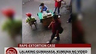 Download 24 Oras: Lalaking gumahasa, kumuha ng video at nangikil sa isang babae, arestado Video