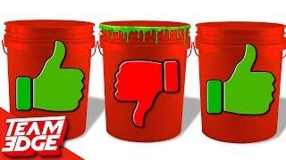 Download Mystery SLIME Bucket Dump Challenge!! Video