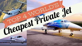 Download Top 4 World's cheapest Private Jet you can buy Video