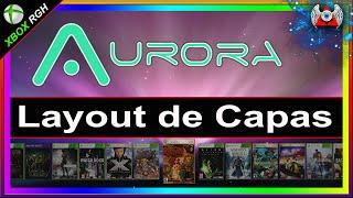 Download Como colocar novos Layouts / Coverflow de capas no Aurora - Xbox 360 RGH Video
