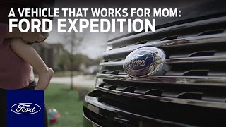 Download Ford Expedition: A Vehicle That Works for Mom | Expedition | Ford Video