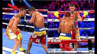 Download Vasyl Lomachenko Humiliates His Opponents Before Knocking Them out Video