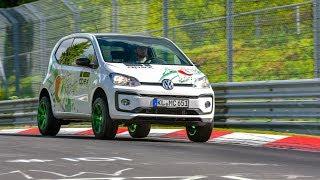 Download VW UP! ON THE NÜRBURGRING Video
