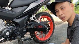 Download Thanh Niên bỏ 13 triệu độ Winner để Khè lại Trẻ Trâu Exciter 150 Video
