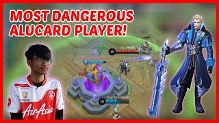 Download Fredo | The Alucard Superstar from AirAsia Saiyan - Mobile Legends Video