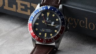 Download Rolex GMT Master - New vs Vintage - Federico Talks Watches Video