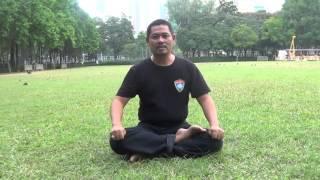 Download Duduk Nafas (Latihan Tenaga Dalam Qodrat / Q~Magnetism) Video