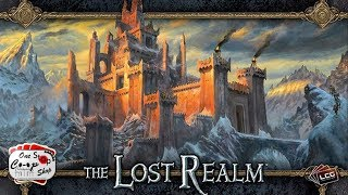 Download LOTR LCG: The Lost Realm Playthrough Part 1 Video