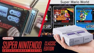Download UNBOXING y GAMEPLAY Super Nintendo MINI (SNES Mini) | Descubriendo el Juego Exclusivo 👀 - ZetaSSJ Video