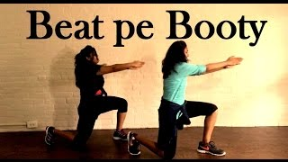 Download Beat pe Booty Dance Cover | Annwesha & Stutee | Bollywood Freestyle choreography Video