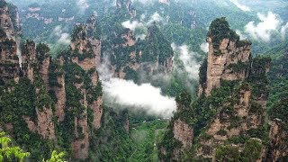 Download ″Avatar″ Mountain & Wulingyuan Scenic Area, Zhangjiajie, China in 4K Ultra HD Video