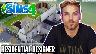 Download A Real Architect Builds A Mansion In The Sims 4 • Professionals Play Video