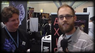 Download Tom Happ interview: Axiom Verge at PAX East 2015 Video