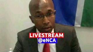 Download Luvo Makasi addresses the media Video