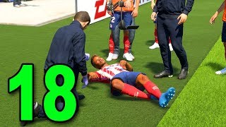 Download FIFA 18 The Journey 2 - Part 18 - INJURY Video