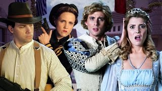 Download Romeo and Juliet vs Bonnie and Clyde. Epic Rap Battles of History Season 4 Video